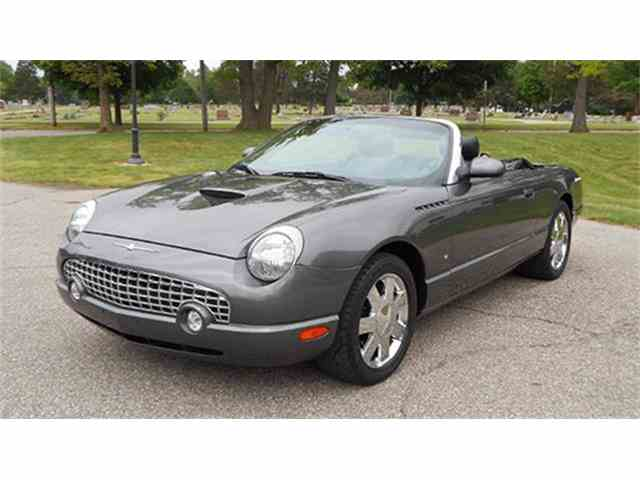 2003 Ford Thunderbird | 1011130
