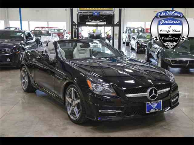 2015 Mercedes-Benz SLK-Class | 1011133