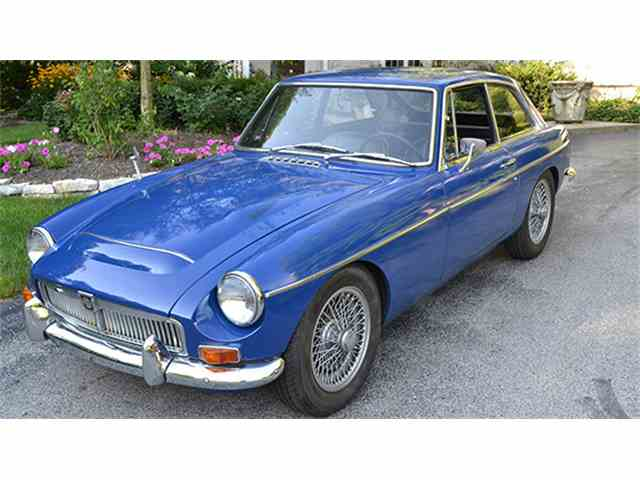1968 MG C GT Automatic | 1011134