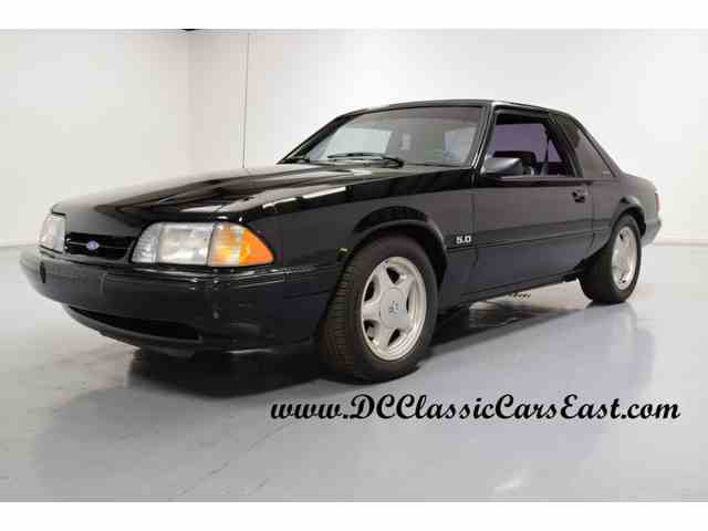 1993 Ford Mustang | 1011136