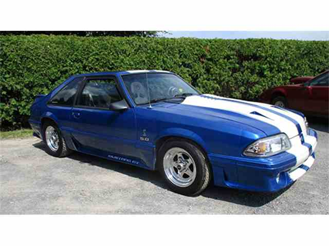 1988 Ford Mustang GT Pro Street | 1011137