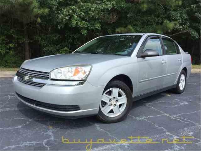 2005 Chevrolet Malibu | 1011144