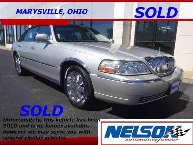 2005 Lincoln Town Car | 1011150