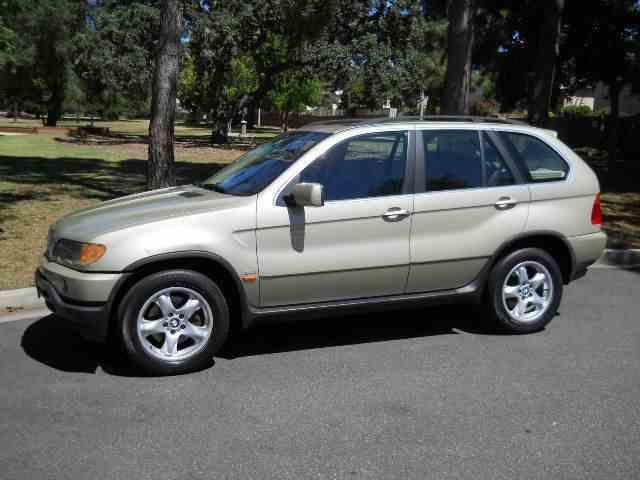 2000 BMW X5 | 1011155