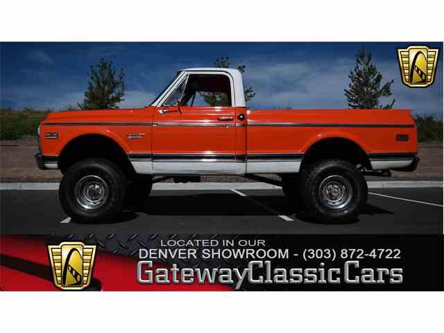 1970 Chevrolet C/K 10 | 1011156