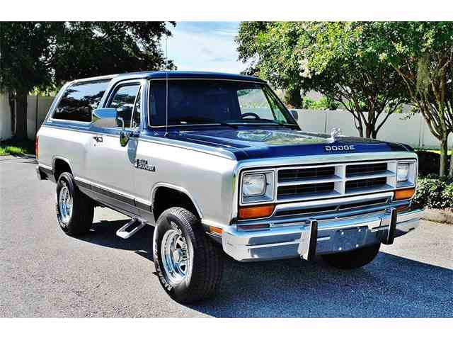 1988 Dodge Ramcharger | 1011157
