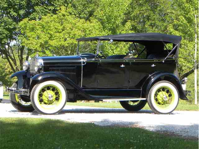 1931 Ford Model A | 1011161