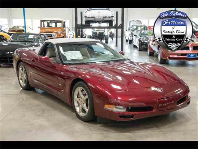2003 Chevrolet Corvette | 1011166