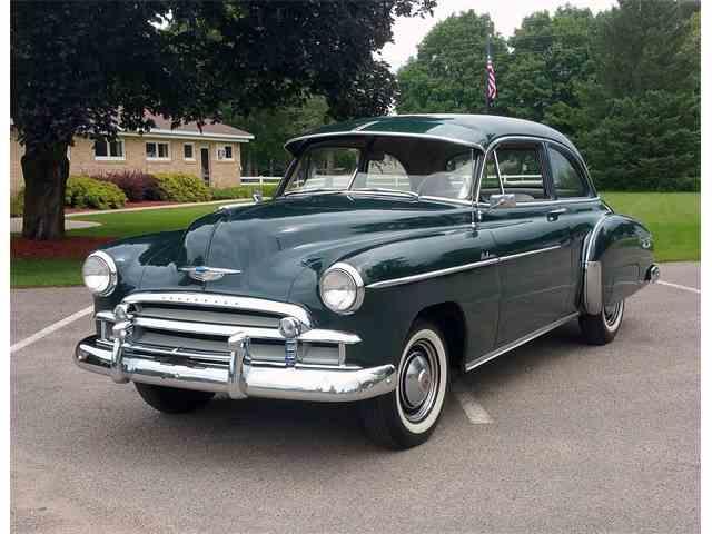 1950 Chevrolet 1 Ton Pickup   1011173