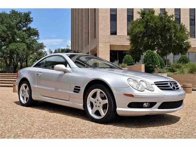 2003 Mercedes-Benz SL-Class | 1011180