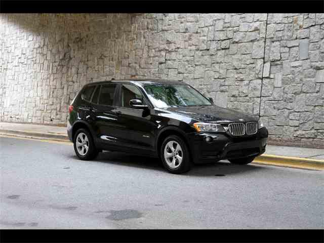 2012 BMW X3 | 1011186