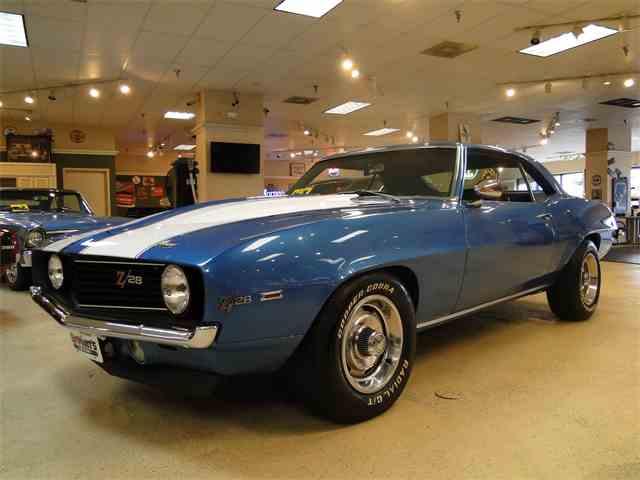1969 Chevrolet Camaro | 1011188
