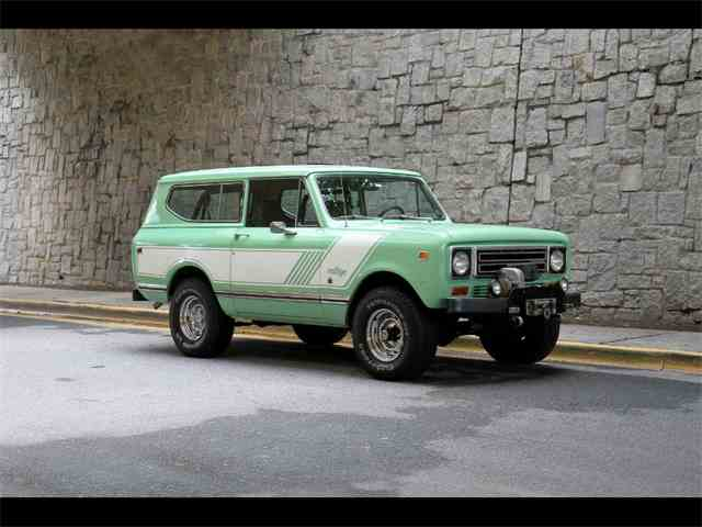 1979 International Harvester Scout II | 1011189