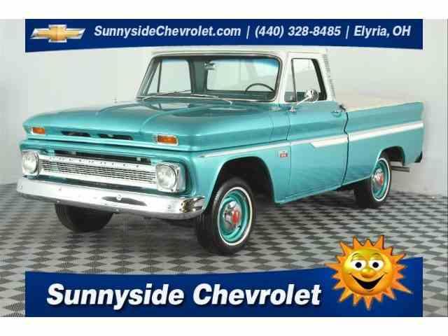 1966 Chevrolet Pickup | 1011199