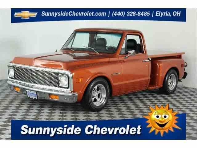 1971 Chevrolet Pickup | 1010012