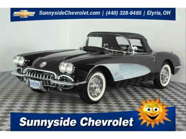 1960 Chevrolet Corvette | 1011200