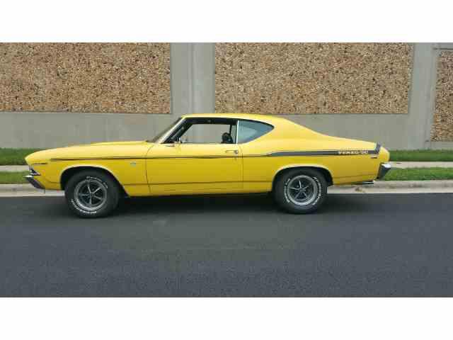 1969 Chevrolet Chevelle   1011202