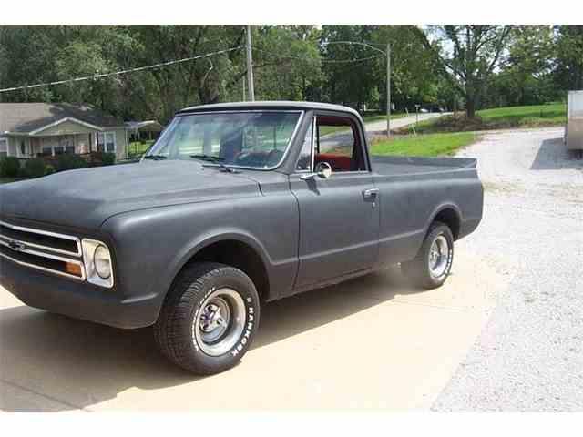 1967 Chevrolet C/K 10 | 1011203
