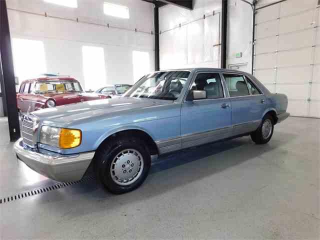 1985 Mercedes-Benz 500 | 1011208