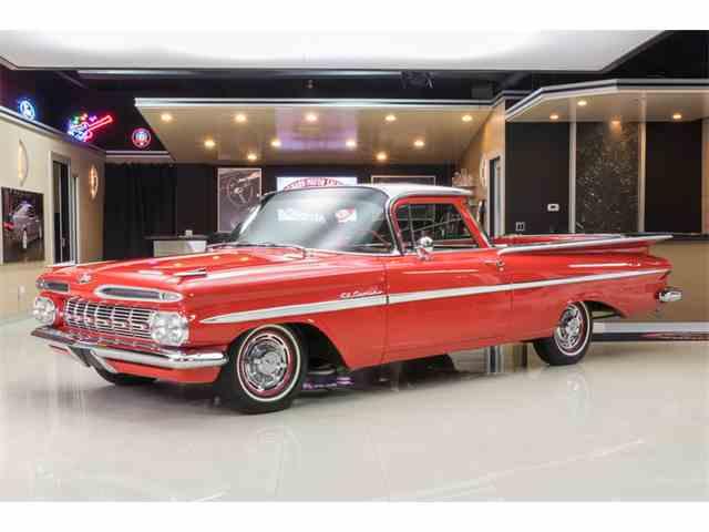 Picture of '59 Chevrolet El Camino located in Plymouth Michigan - $57,900.00 - LO96