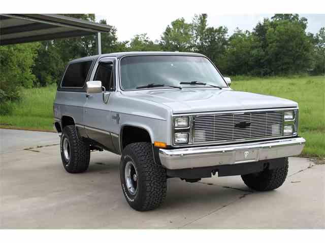 1984 Chevrolet Blazer | 1011218