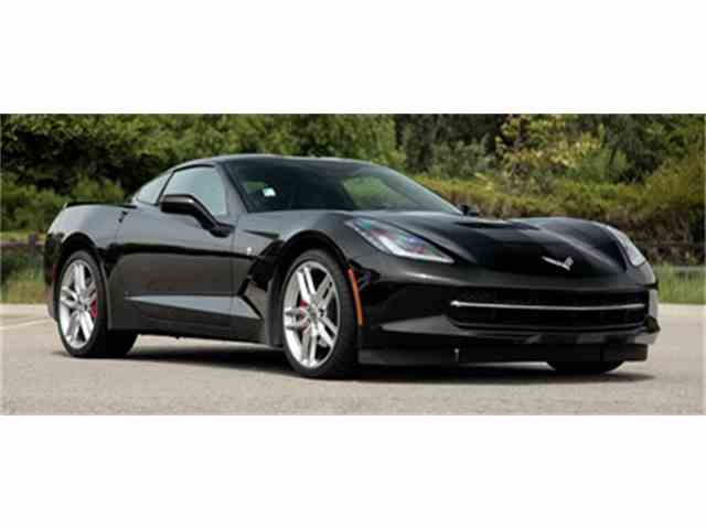 2015 Chevrolet Corvette LT3 | 1011224