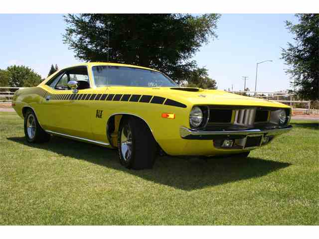 1972 Plymouth Barracuda | 1011227