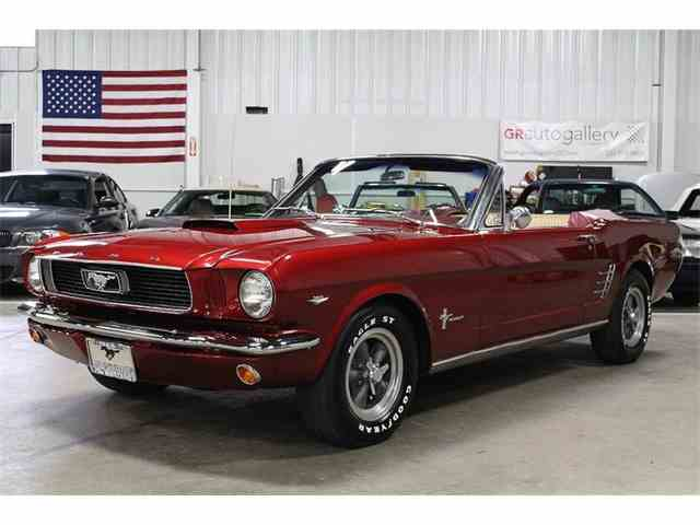 1966 Ford Mustang | 1011232