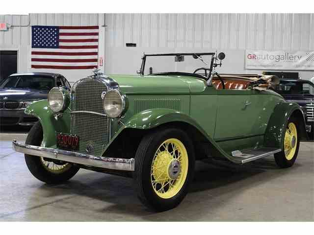 1931 Plymouth PA Roadster | 1011233