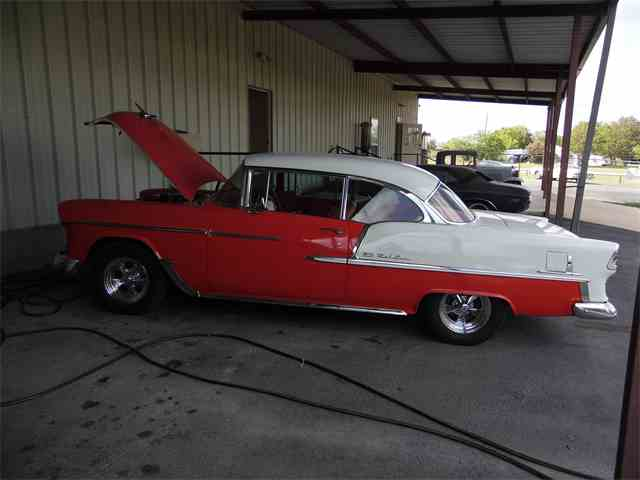 1955 Chevrolet 2-Dr Hardtop | 1011245