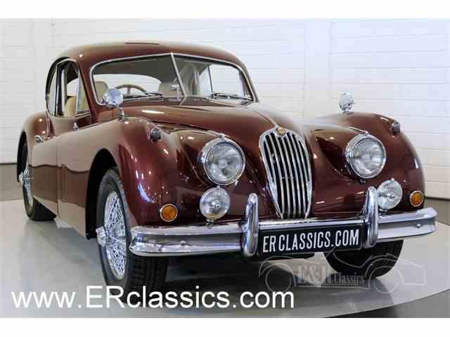 1956 Jaguar XK140 | 1011250