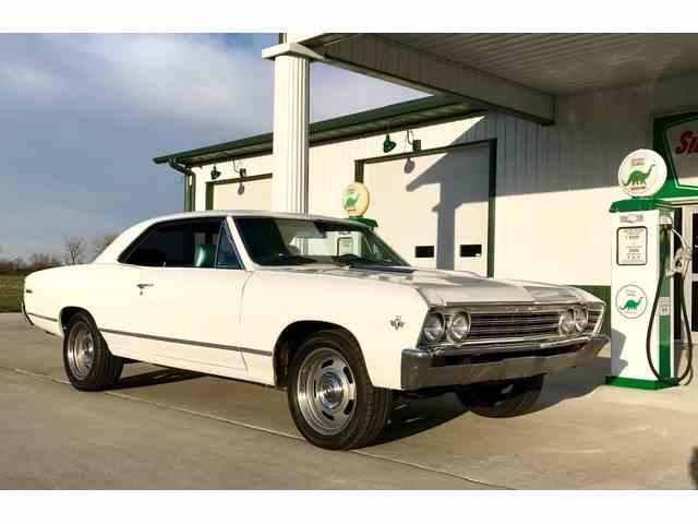 1967 Chevrolet Chevelle Malibu | 1011256