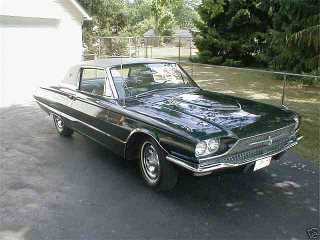 1966 Ford Thunderbird | 1011259