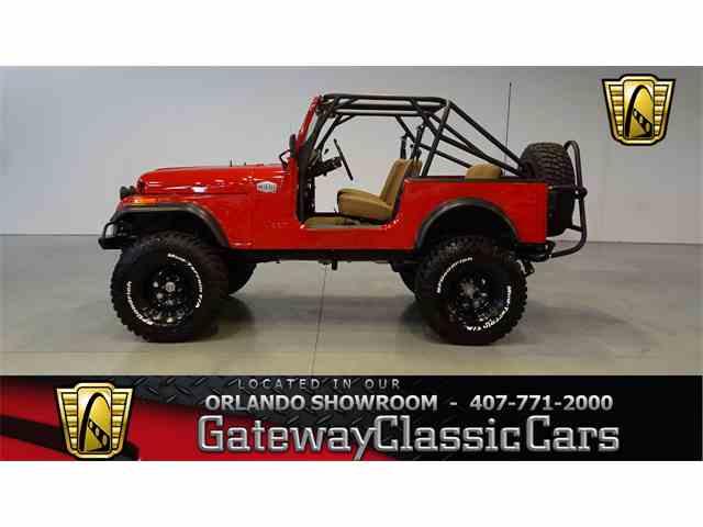 1979 Jeep CJ7   1010126