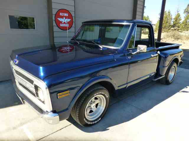 1970 Chevrolet C-10 Custom Shortbed Stepside | 1011265