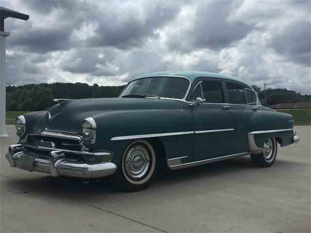 1954 Chrysler New Yorker | 1011274