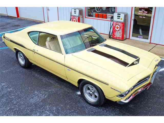 1969 Chevrolet Chevelle | 1011284