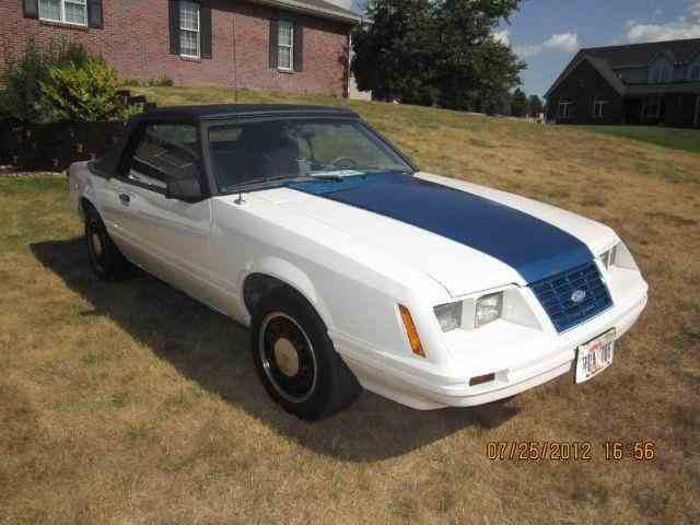 1983 Ford Mustang | 1011292