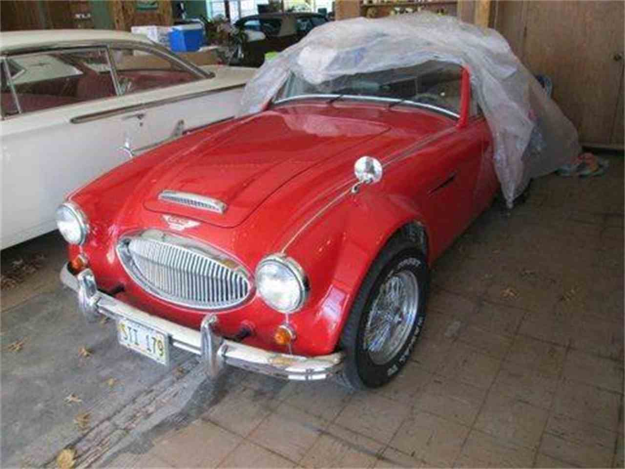 1967 austin healey 3000 sebring kit car for sale cc 1011295. Black Bedroom Furniture Sets. Home Design Ideas
