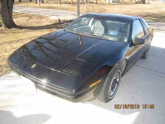 1984 Pontiac Fiero | 1011296