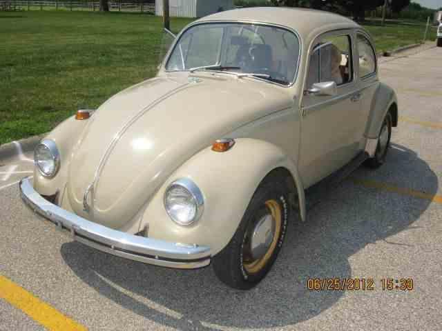 1969 Volkswagen Beetle | 1011299