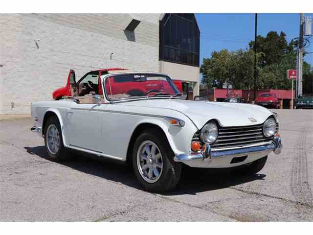 classic triumph tr250 for sale on classiccars - 7 available