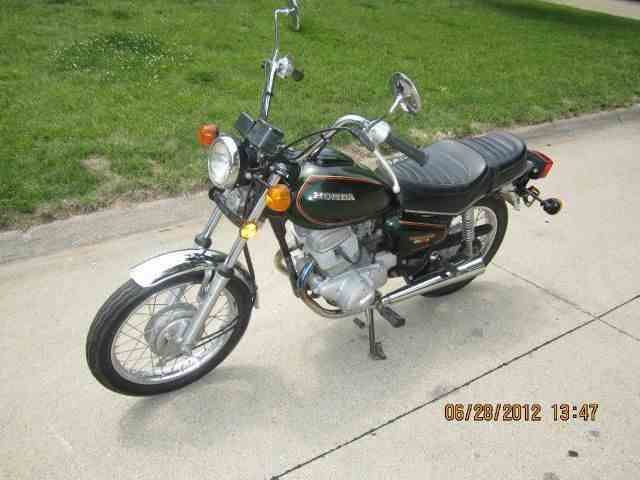 1980 Honda CM200 | 1011303