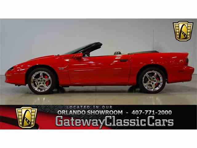 1997 Chevrolet Camaro | 1010132