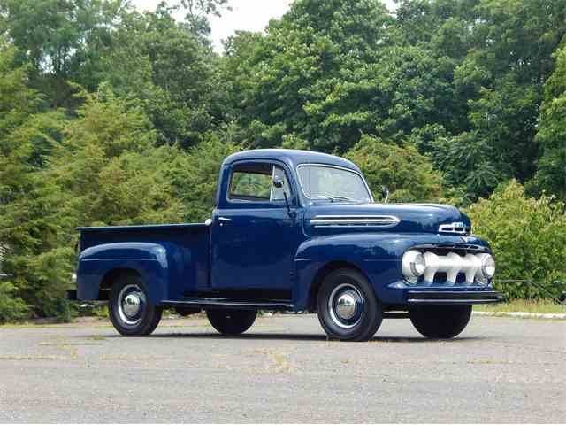 1951 Ford F1 | 1011339