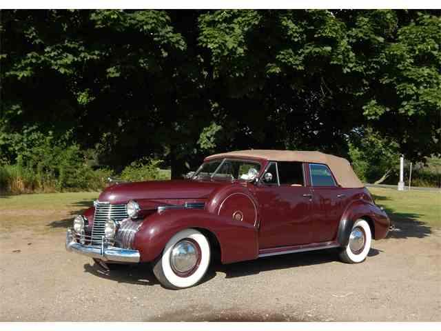 1940 Cadillac Series 62 | 1011340