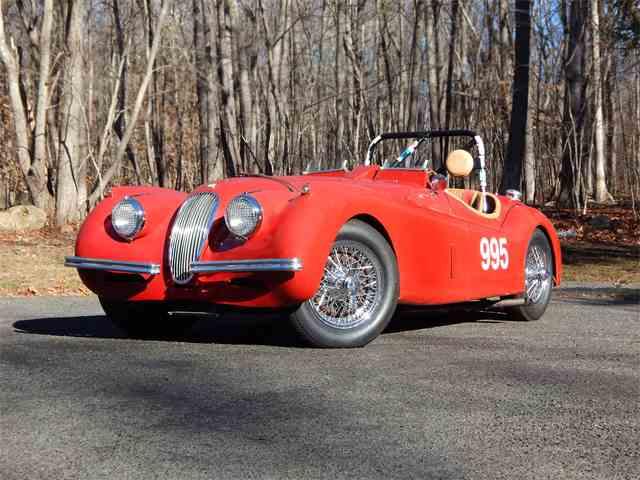 1954 Jaguar XK120 | 1011342