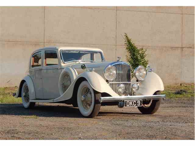 1937 Bentley 4 1/4-Litre | 1011343