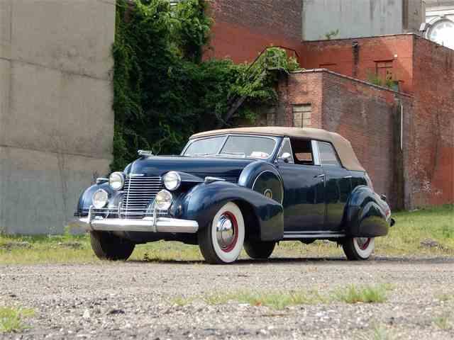 1940 Cadillac Series 62 | 1011354