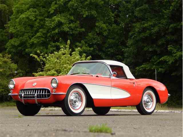1956 Chevrolet Corvette | 1011355